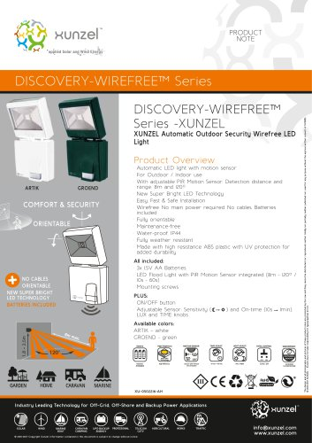 DISCOVERY-WIREFREE™ Series