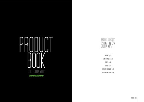 2017 product book